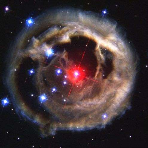 Behold a Fierce Star : Modern Astronomy & Biblical History Seeing Eye to Eye