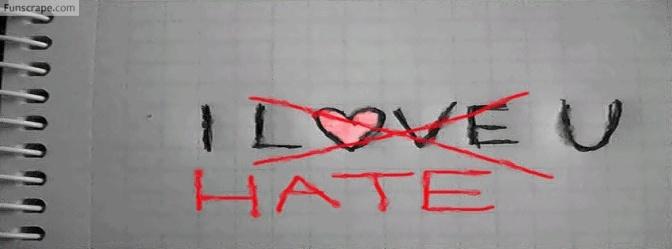Loving Hate in Orlando